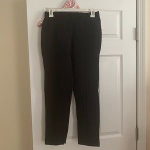 Lilly Pulitzer Pleated Travel Pants Black
